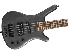 Load image into Gallery viewer, Warwick RockBass Corvette Taranis 4-String Nirvana Black