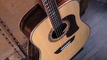 Load image into Gallery viewer, Washburn 6 String Acoustic-Electric Guitar - HD80S