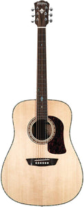 Washburn 6 String Acoustic-Electric Guitar - HD80S