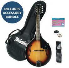 Load image into Gallery viewer, Washburn Americana M1-Pack with Gig Bag, Mandolin