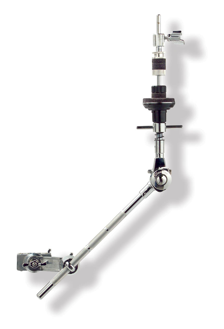 Brake Tilter X-Hat Mini Boom Arm with Grabber Clamp - benson-music-shop