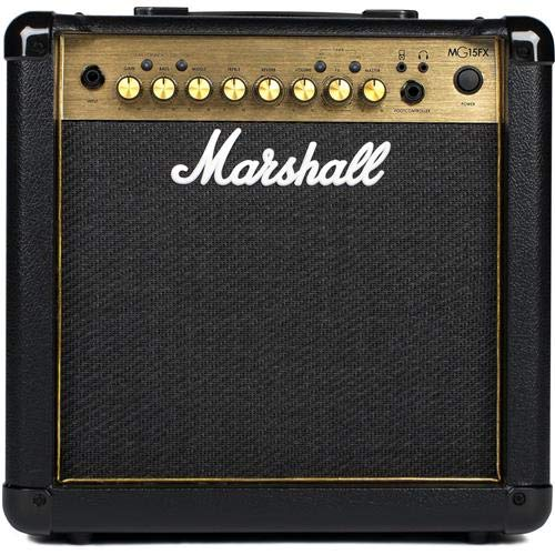 Marshall 15-Watt Combo Amp with Reverb - benson-music-shop