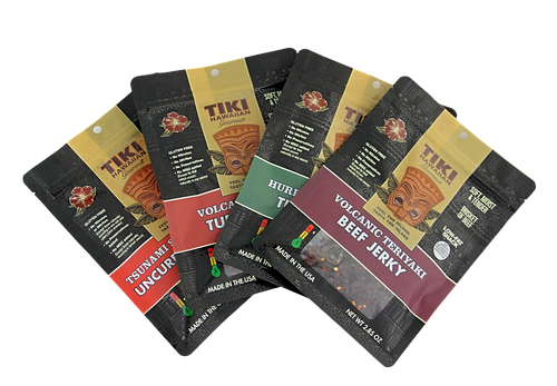 Value Bundle Pack - Spicy Jerky Flavors