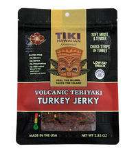 Load image into Gallery viewer, Turkey Jerky - Volcanic Teriyaki