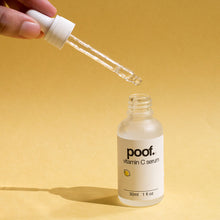 Load image into Gallery viewer, Poof Kit - Poofer (1mm) & Vit C Serum