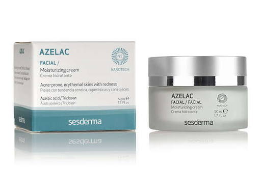 AZELAC MOISTURIZING FACIAL CREAM - Elite Nutritionals