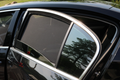 BMW X3 2011-2014 F25  Car Shades | Snap On Magnetic Sun Shades Window Blind