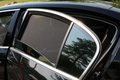 Nissan Pulsar Sedan 2013-2017 B17  Car Shades | Snap On Magnetic Sun Shades Window Blind