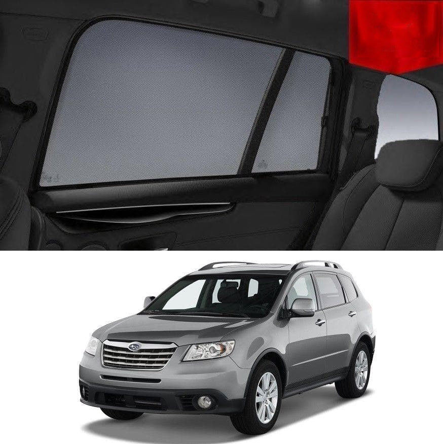 SUBARU Tribeca 2007-2013 B9 Magnetic Rear Side Car Window Sun Blind Sun Shade