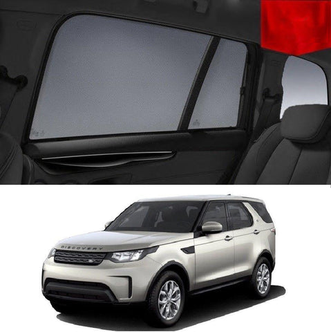 For Land Rover Discovery 5 2016-2020 Rear Side Car Window Sun Blind Sun Shade