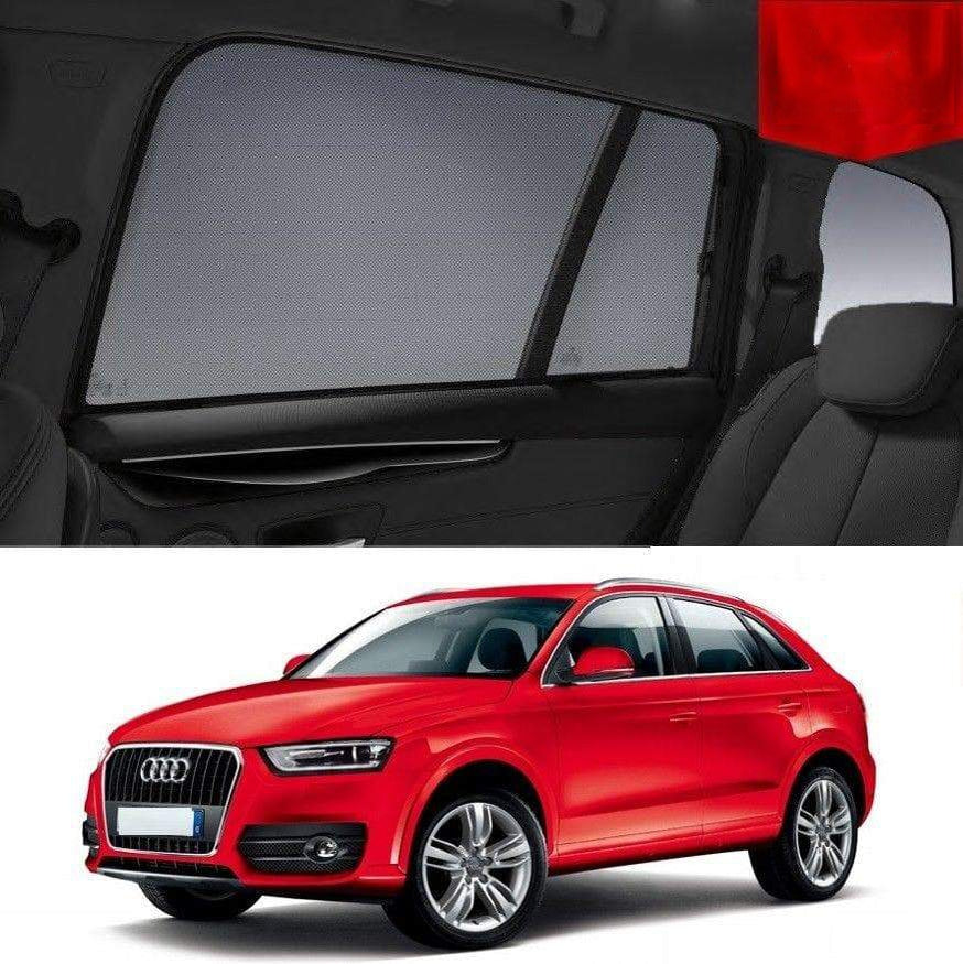 AUDI Q3 2015-2019 8U 5-Door Rear Side Car Window Sun Blind Sun Shade Mesh