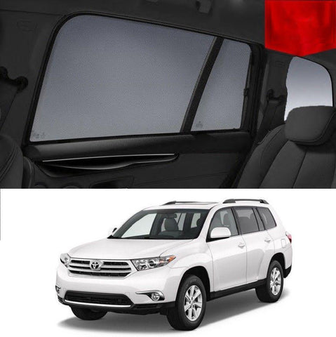 Magnetic Car Window Shade For TOYOTA KLUGER 2007-2014 GSU40R/45R