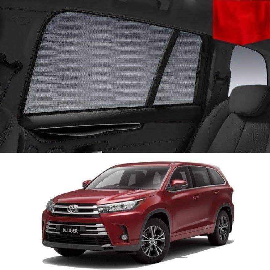 Car Window Sun Blind For TOYOTA KLUGER 2014-2020 GSU50R/55R