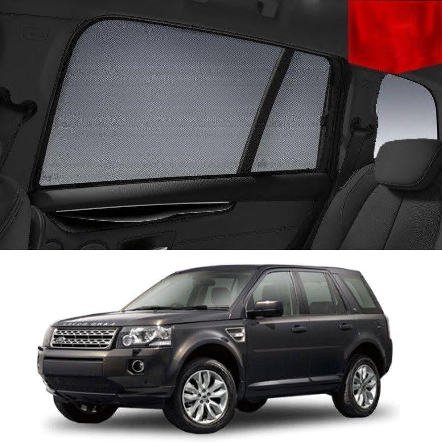 Land Rover FreeLander II 2006-2014 Rear Side Car Window Sun Blind Sun Shade Mesh