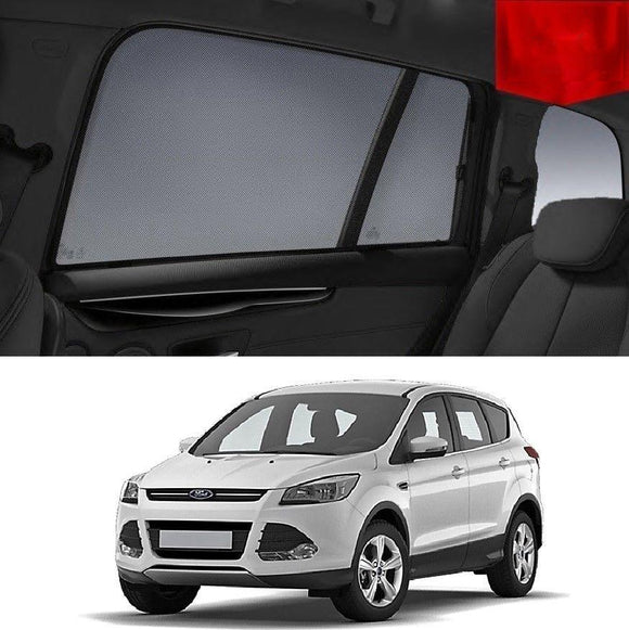FORD Kuga 2013-2019   Car Shades | Snap On Magnetic Sun Shades Window Blind