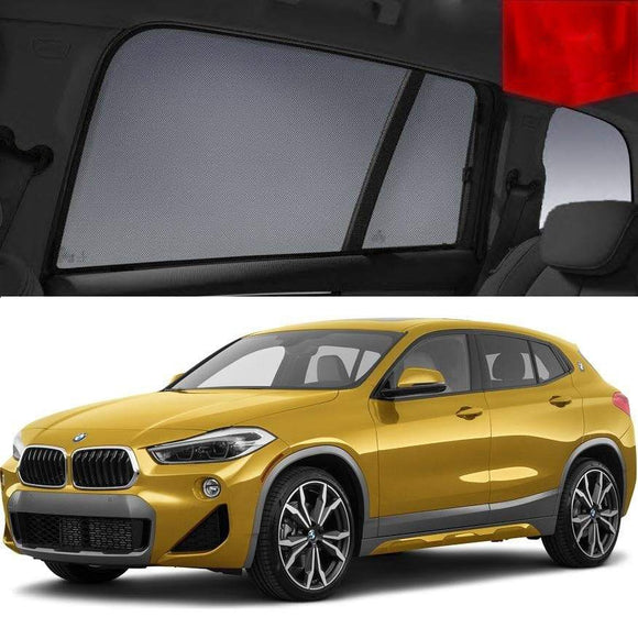 Car Shades For BMW X2 2018-2020 F39 Rear Side Car blind