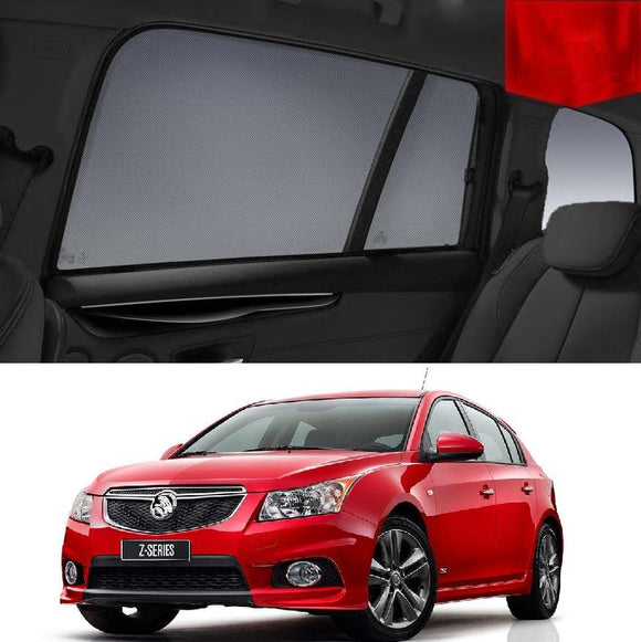 HOLDEN Cruze Hatch 2011-2016 JH Rear Side Car Window Sun Blind Sun Shade Mesh