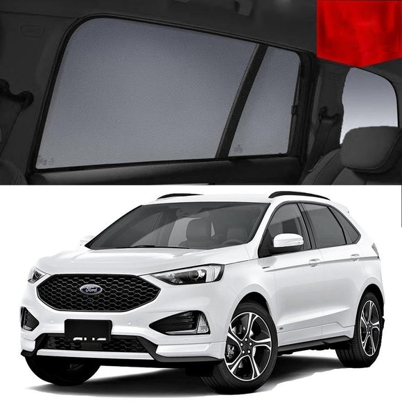 For FORD Endura 2018-2020 CA Magnetic Car Window Shade Sun Shade For baby Mesh
