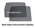 Mazda 6 Wagon 2013-2018   Car Shades | Snap On Magnetic Sun Shades Window Blind