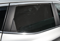 Mazda 2 Sedan DL 2014-2018   Car Shades | Snap On Magnetic Sun Shades Window Blind