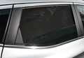 AUDI A6 Allroad Wagon 2015-2020 Car Shades | Snap On Magnetic Sun Shades Window Blind