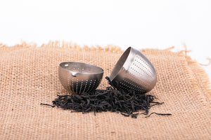 Keith Titanium Egg-shaped Tea Infuser Mi3920