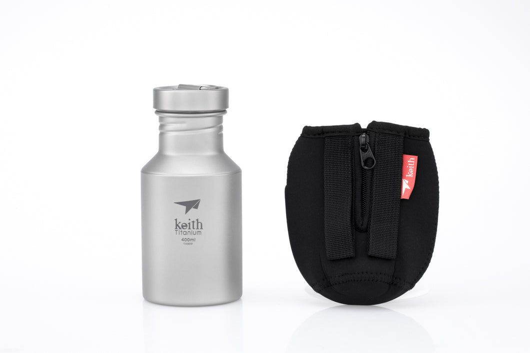 Keith Titanium Sport Bottle Ti3030