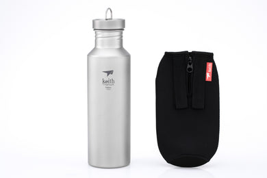 Keith Titanium Sport Bottle Ti3032
