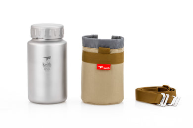Keith Titanium Sport Bottle Ti3035