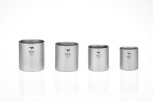 Load image into Gallery viewer, Keith Double-wall Titanium Mug-4 pieces Ti3501