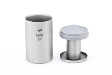 Load image into Gallery viewer, Keith Titanium Desktop Mug with Ti3521 Tea Infuser