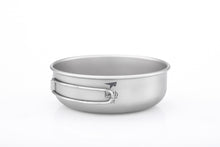 Load image into Gallery viewer, Keith Titanium Bowl with Folding Handle Ti5325