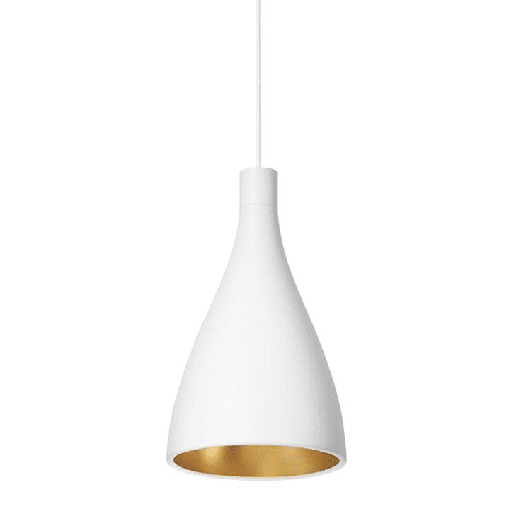 Pablo Designs Swell Narrow white / brass