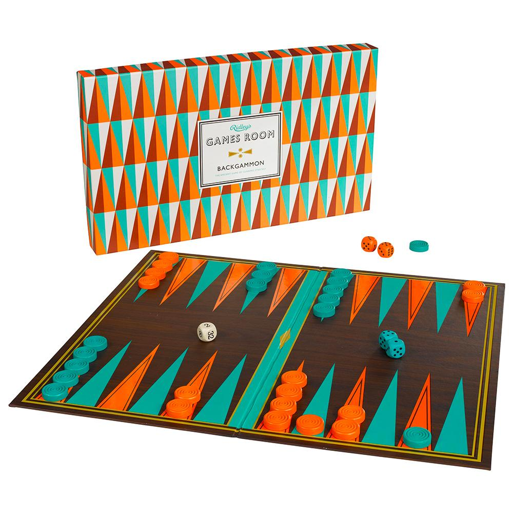 Ridley's Backgammon
