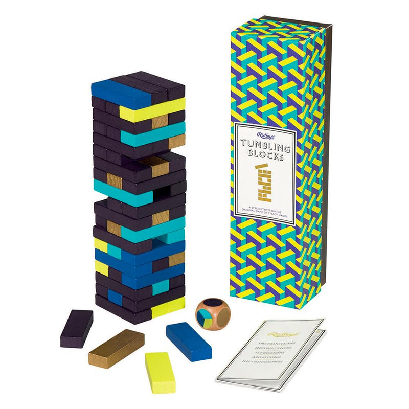 Ridleys Tumbling Blocks