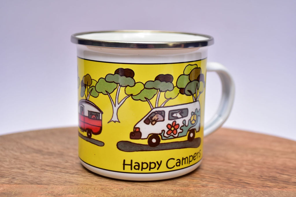 Happy Campers - Kombi