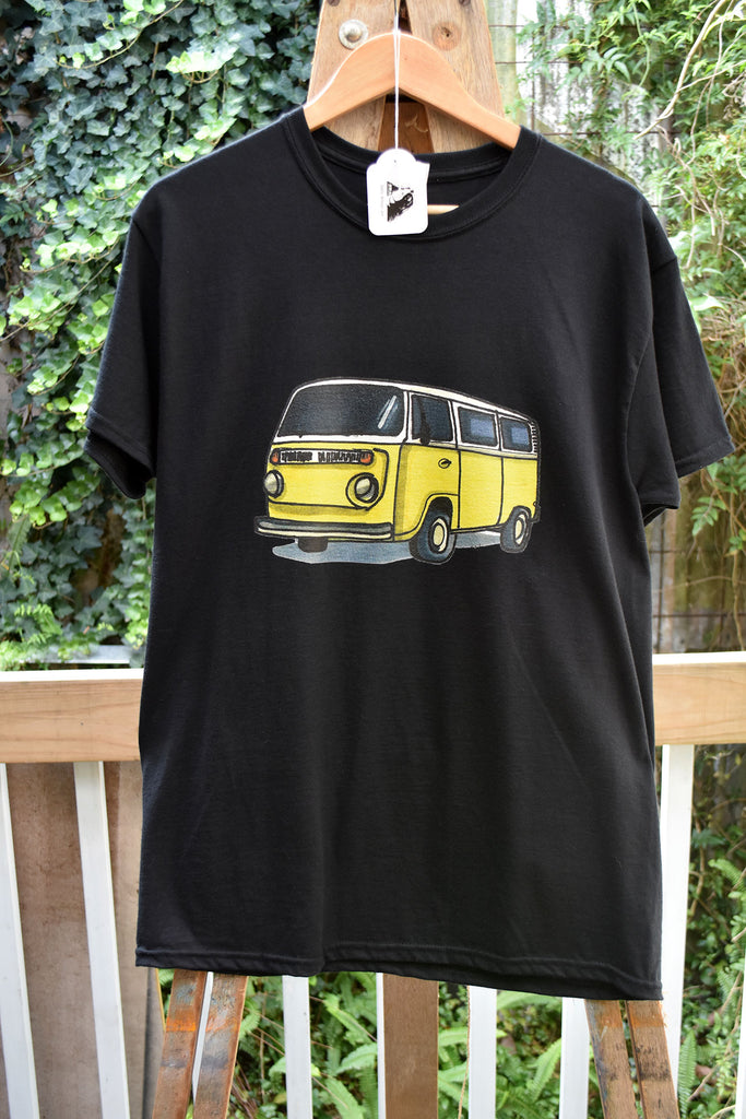 Yellow Kombi