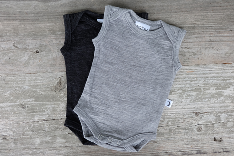 merino onesies for baby