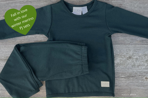 Pyjama Set (Winter Merino)