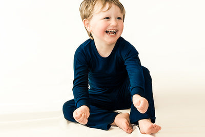 Merino long sleeve Pj set