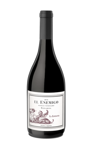 Bodega Aleanna 'El Enemigo' Bonarda Single Vineyard 2016 (95 Pts)-Red Wine-MYLuxWine