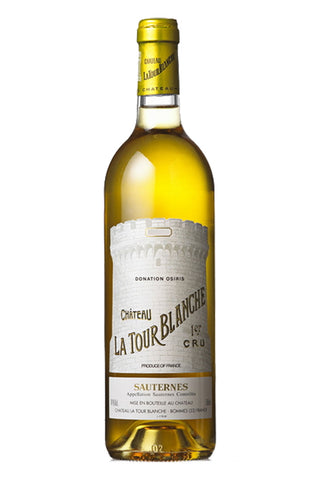 Chateau La Tour Blanche Sauternes 1999 375ml (92Pts)-Sweet Wine-MYLuxWine