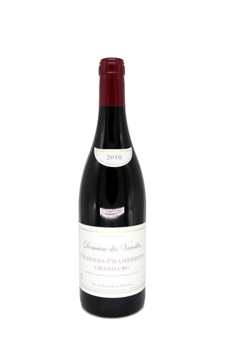 Domaine des Varoilles Charmes Chambertin 2010 (95Pts)-Red Wine-MYLuxWine
