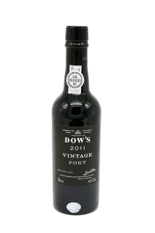 Dow's Vintage Port 2011 (99Pts) 375ml-Port Wine-MYLuxWine