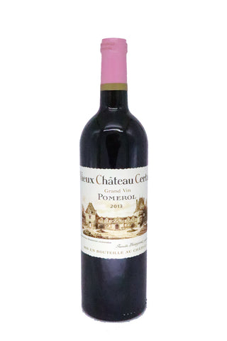 Vieux Chateau Certan 2013 (94Pts)-Red Wine-MYLuxWine