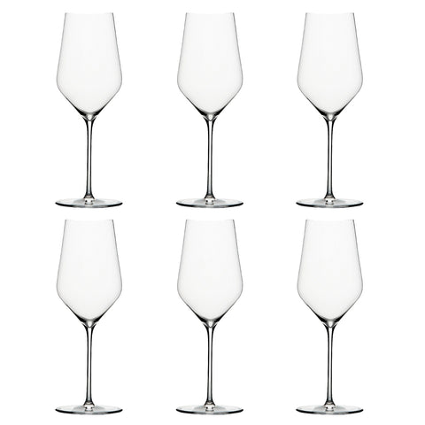 Zalto Denk'Art White wine glass (pack of 6)-Glassware-MYLuxWine