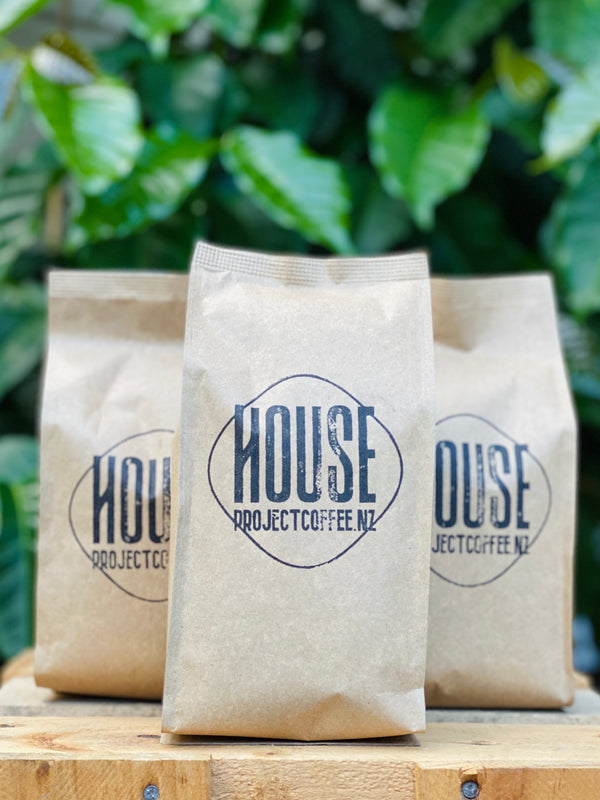 Project House Blend