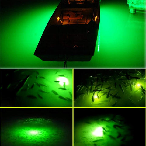 Image of Underwater Night Fishing Light