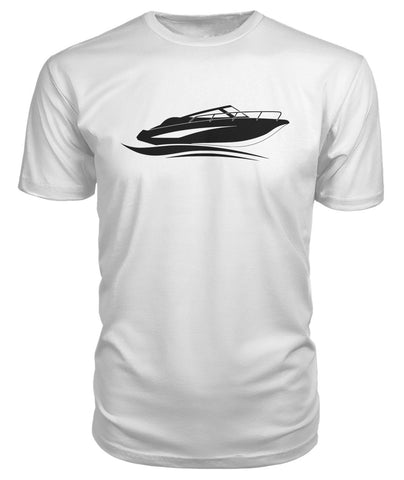 Speed Boat Premium Tee