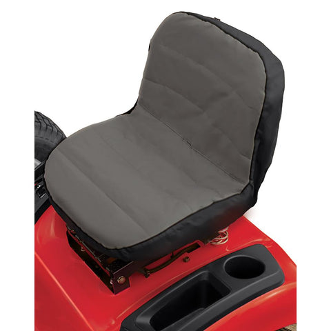 "Dallas Manufacturing Co. MD Lawn Tractor Seat Cover - Fits Seats w-Back 15"" High"